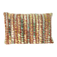 Home Cushions Pomax SAVONA Brown