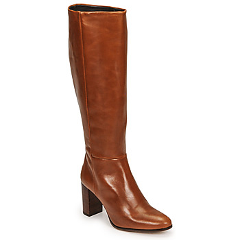 Shoes Women Boots Fericelli PACHA Brown