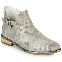 Shoes Women Mid boots Regard Grives Silver