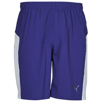 material Men Shorts / Bermudas Puma WV RECY 9SHORT Blue / White