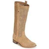 Shoes Women Boots Betty London DIVOUI CAMEL