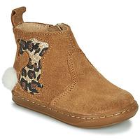 Shoes Girl Mid boots Shoo Pom BOUBA PIMPIN Brown