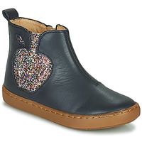 Shoes Girl Mid boots Shoo Pom PLAY APPLE Blue