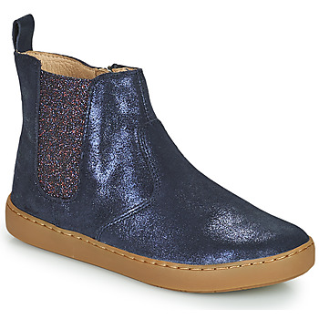 Shoes Girl Mid boots Shoo Pom PLAY CHELSEA Blue