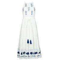 material Women Long Dresses Desigual MEMPHIS Multicolour