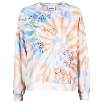 material Women sweaters Desigual CRUDO Multicolour