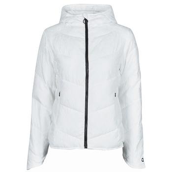 material Women Duffel coats Desigual MANDALA White