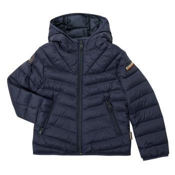 material Boy Duffel coats Napapijri AERONS Marine