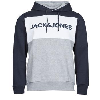 material Men sweaters Jack & Jones JJELOGO Marine