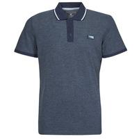 material Men short-sleeved polo shirts Jack & Jones JCOCHARMING Marine