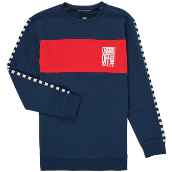 material Girl sweaters Vans SOLAL Blue / Red
