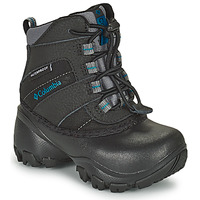 Shoes Children Snow boots Columbia CHILDRENS ROPE TOW Black