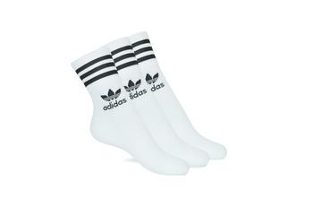 Accessorie High socks adidas Originals MID CUT CRW X 3 White