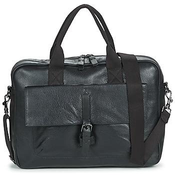 Bags Men Briefcases Clarks The Banks Black