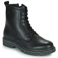 Shoes Women Mid boots Dream in Green PARBOL Black