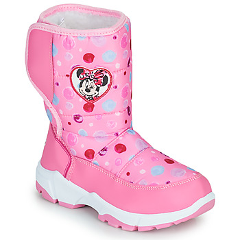 Shoes Girl Snow boots Disney SNOW MINNIE Pink