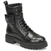 Shoes Women Mid boots Fericelli PERNILLE Black
