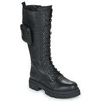 Shoes Women Boots Fericelli PISA Black
