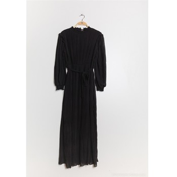 material Women Short Dresses Fashion brands 9805-2-0-NOIR Black