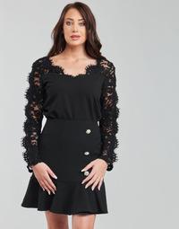 material Women Blouses Moony Mood PABSCONE Black