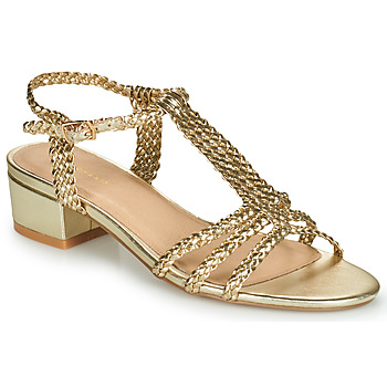 Shoes Women Sandals Cosmo Paris HYRA Gold