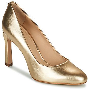 Shoes Women Court shoes Cosmo Paris ZOLIA Gold
