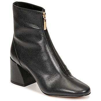 Shoes Women Ankle boots Cosmo Paris ZELINA Black