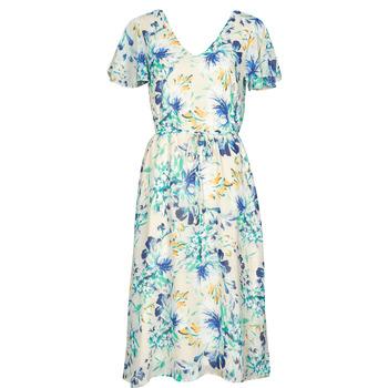 material Women Long Dresses Vero Moda VMJASMINE Multicolour