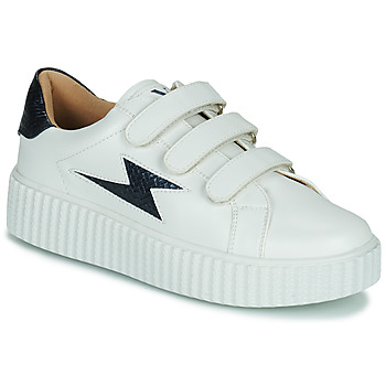 Shoes Women Low top trainers Vanessa Wu TRAMONTANE White