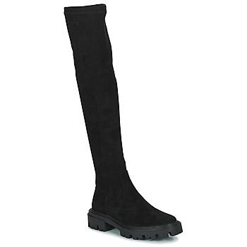 Shoes Women High boots Vanessa Wu PONANT Black