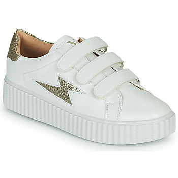 Shoes Women Low top trainers Vanessa Wu SUROIT White