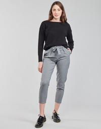 material Women chinos Only ONLNICOLE Grey