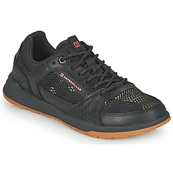 Shoes Low top trainers Caterpillar QUEST Black