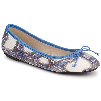Shoes Women Ballerinas Koah GAME Blue
