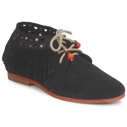 Shoes Women Mid boots Koah YASMINE Black