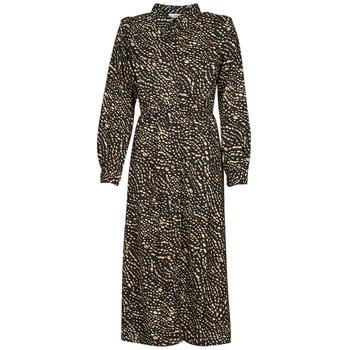 material Women Long Dresses Only ONLRIVANA Multicolour
