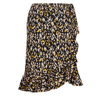 material Women Skirts Only ONLPELLA Multicolour