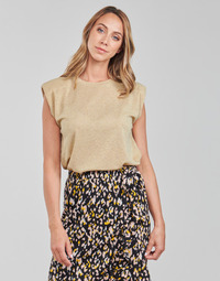 material Women Blouses Only ONLSILVERY Beige