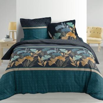 Home Bed linen Douceur d intérieur BLONDY Blue