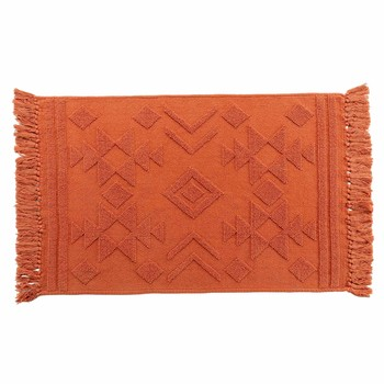 Home Carpets Douceur d intérieur CILAOS Terracotta