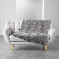 Home Blankets, throws Douceur d intérieur CAYENNE Grey