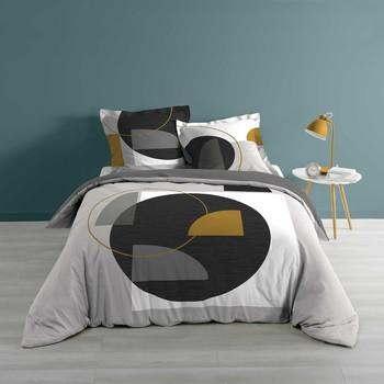 Home Bed linen Douceur d intérieur KOLPI Grey