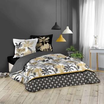 Home Bed linen Douceur d intérieur KARABA White