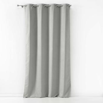 Home Curtains & blinds Douceur d intérieur SULTANE Grey