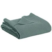 Home Blankets, throws Vivaraise MAIA Green / De / Grey