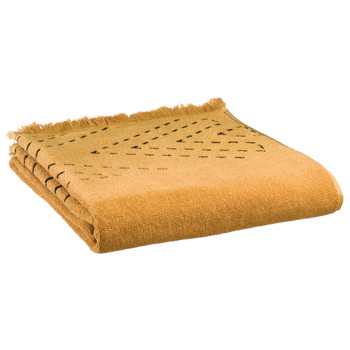 Home Towel and flannel Vivaraise JULIA Bronze