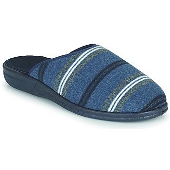 Shoes Men Slippers Casual Attitude PAULIO Blue