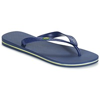 Shoes Men Flip flops Ipanema CLASSICA BRASIL II Marine