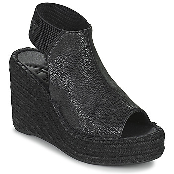 Shoes Women Sandals Replay JESS Black