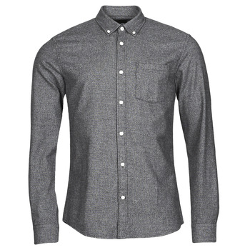 material Men long-sleeved shirts Only & Sons  ONSNIKO Grey
